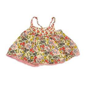 Shabby Chic Summer Dress 3-6mo